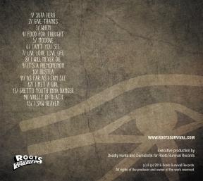 Supa Heru Tracklist